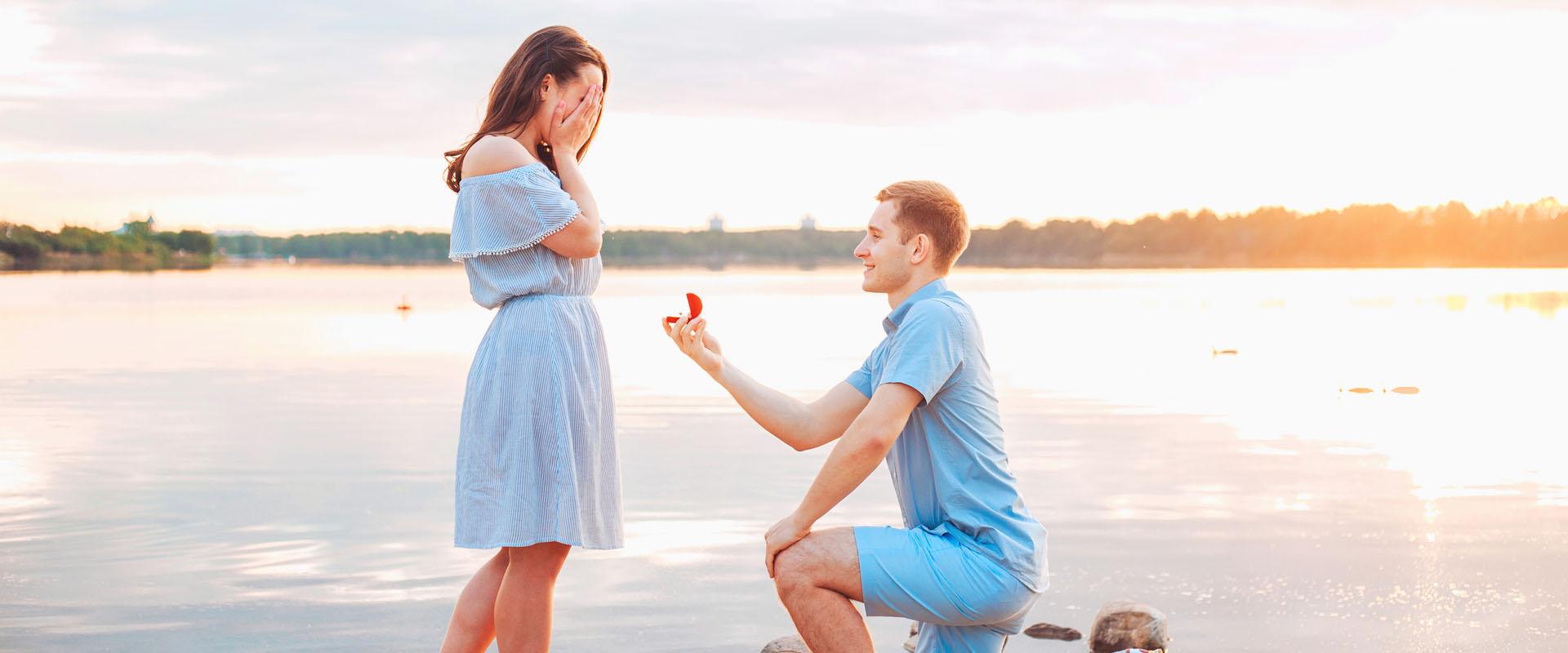 Hochzeitsrednerin Doreen Werding - Heiratsantrag