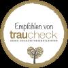 Empfohlen von Traucheck