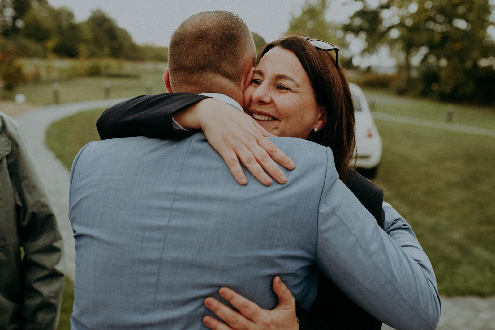 Hochzeitsrednerin Doreen Werding - Gratulation