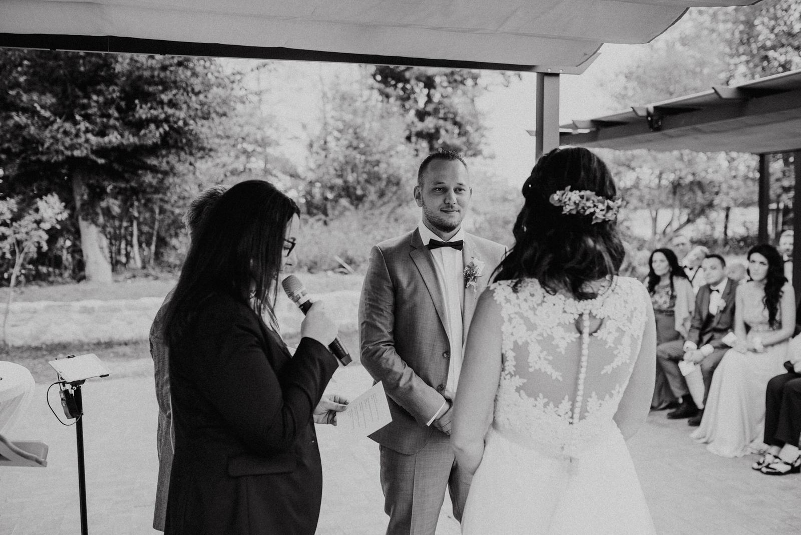Hochzeitsrednerin Doreen Werding - Das Ja-Wort