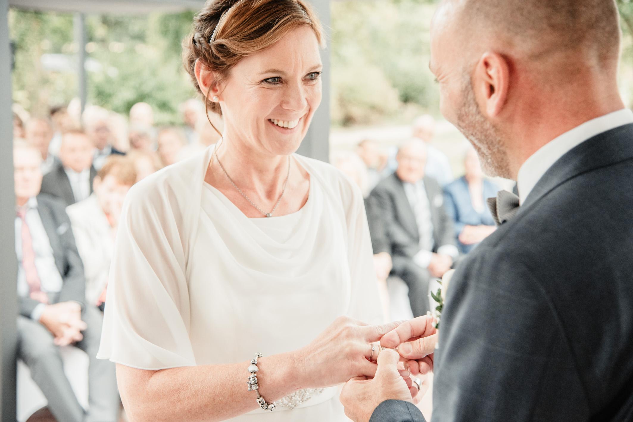 Hochzeitsrednerin Doreen Werding - Der Ringtausch