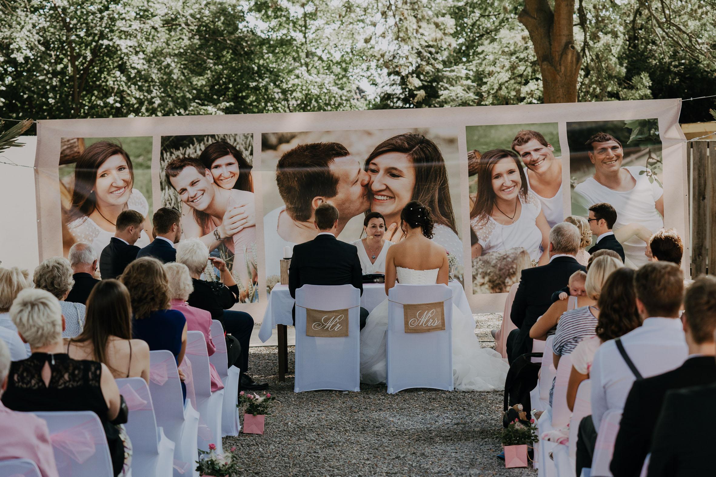 Hochzeitsrednerin Doreen Werding - Die Traurede