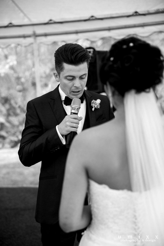 Hochzeitsrednerin Doreen Werding - Marcels Eheversprechen