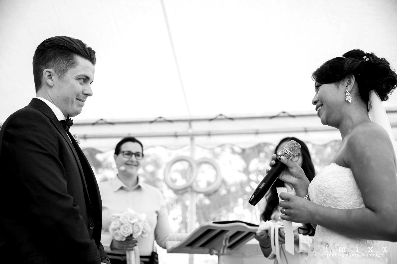 Hochzeitsrednerin Doreen Werding - Monikas Eheversprechen