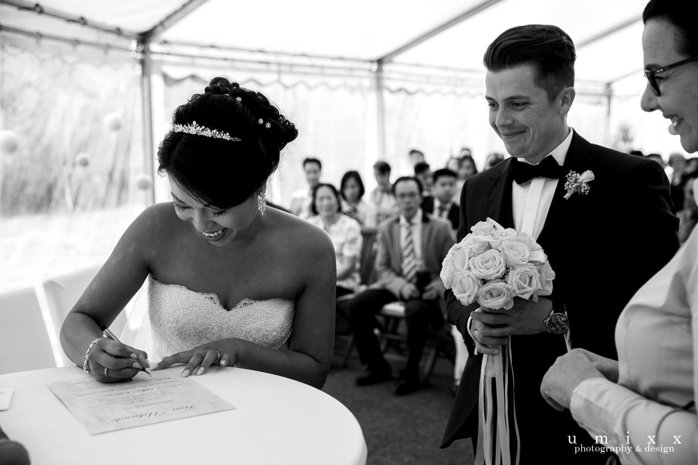 Hochzeitsrednerin Doreen Werding - Das Besiegeln ihrer Liebe