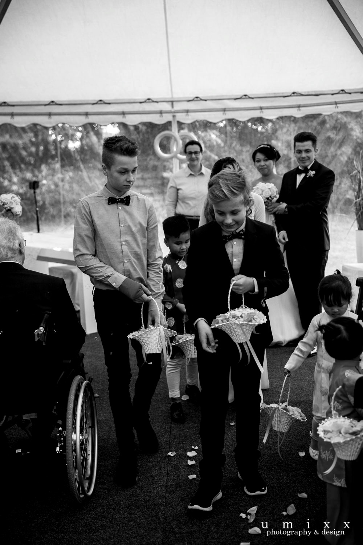 Hochzeitsrednerin Doreen Werding - Der Hochzeitsauszug