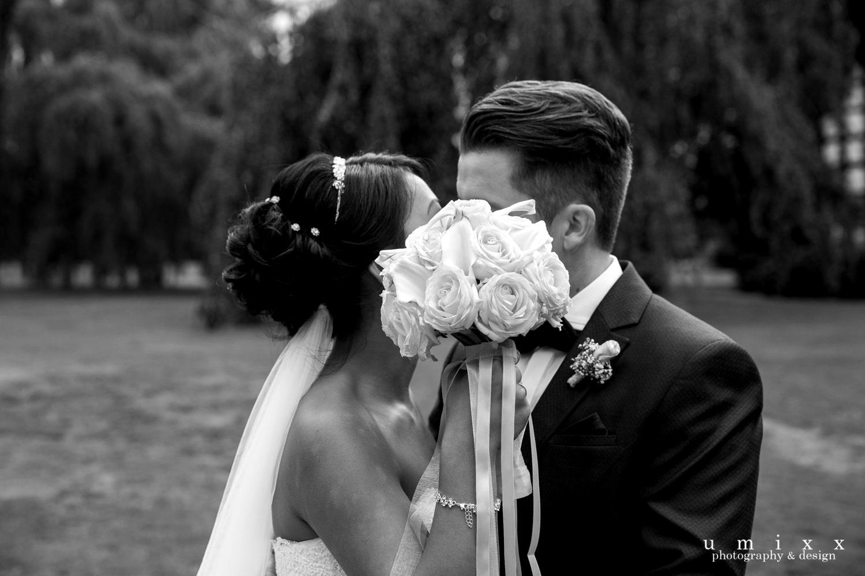 Hochzeitsrednerin Doreen Werding - Der Ringtausch mit Kuss