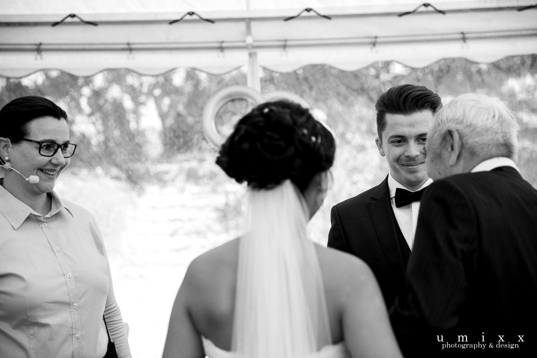 Hochzeitsrednerin Doreen Werding - Die Brautübergabe