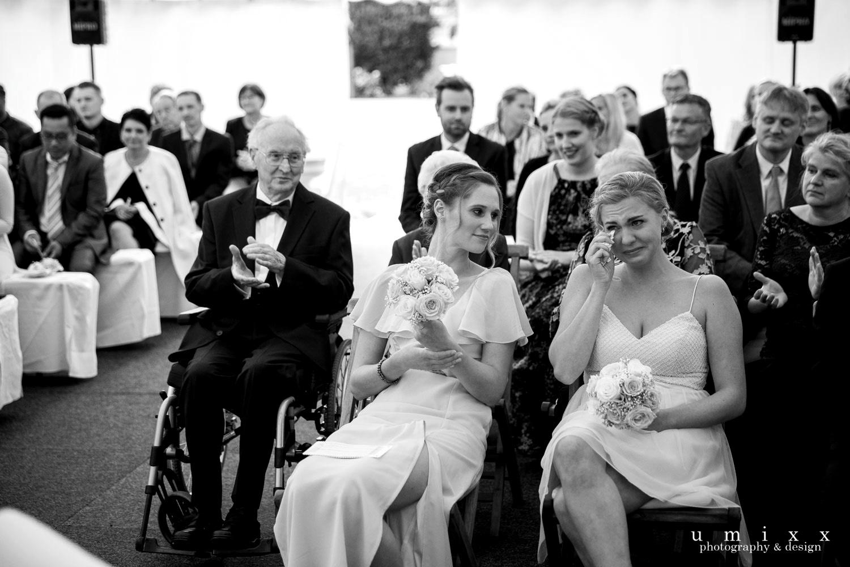 Hochzeitsrednerin Doreen Werding - Tränen der Rührung
