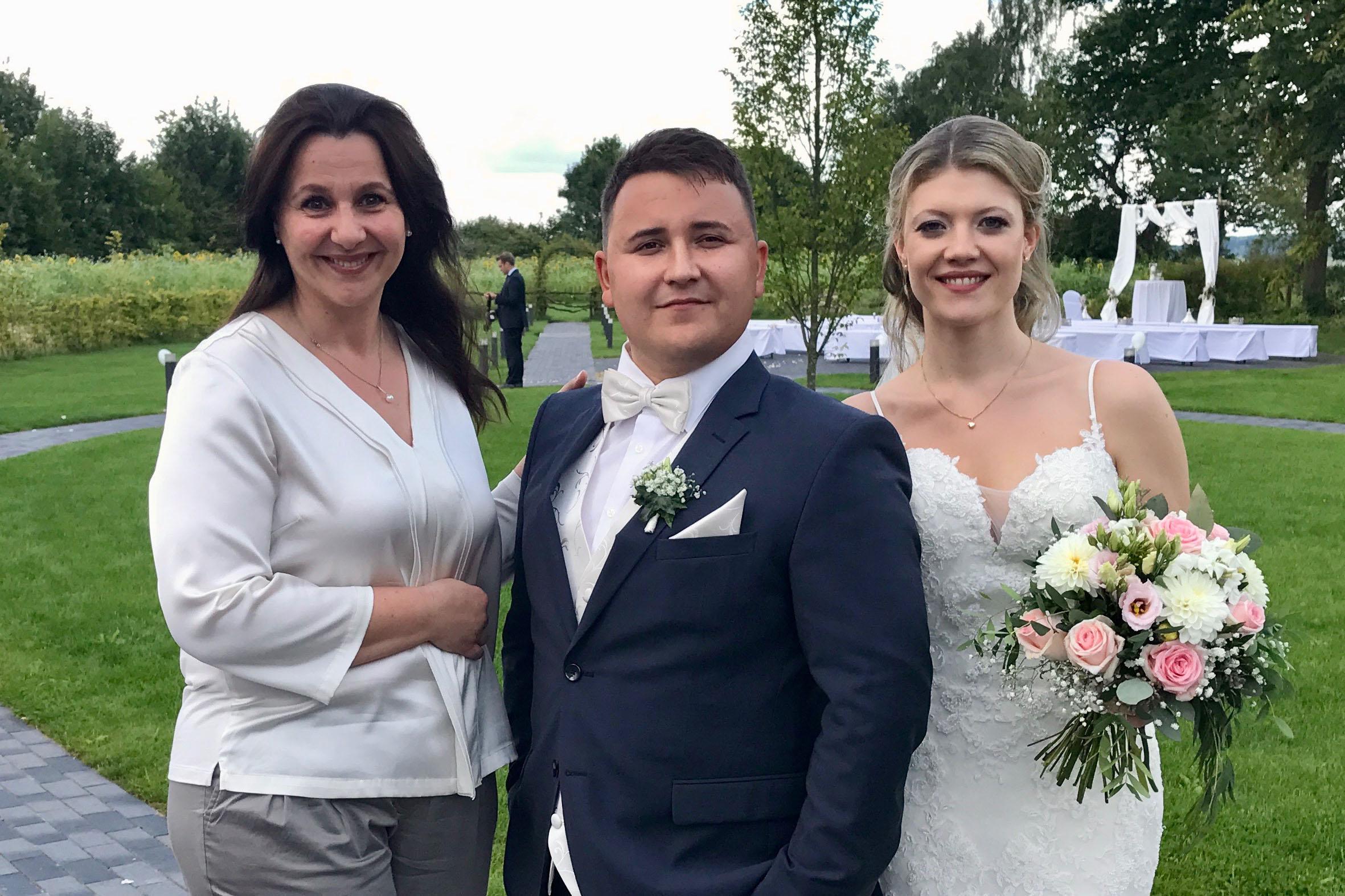 Eure Traumhochzeit - Hochzeitsrednerin Doreen Werding aus Osnabrück
