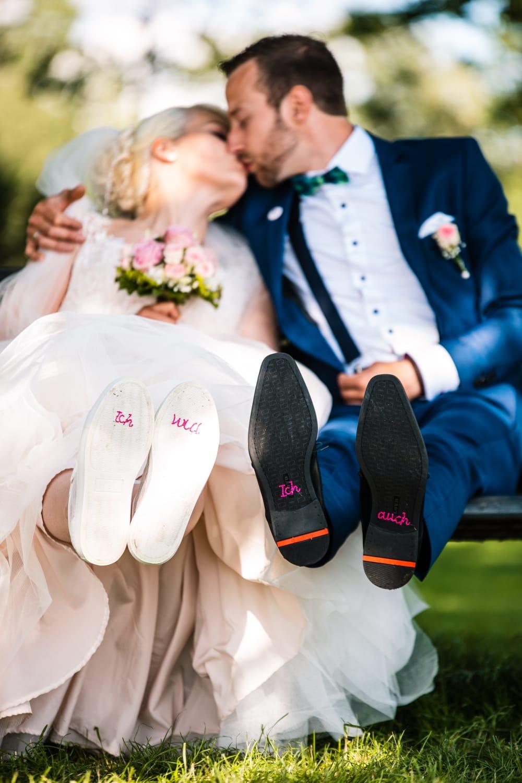 Hochzeitsrednerin Doreen Werding - Das Brautpaar
