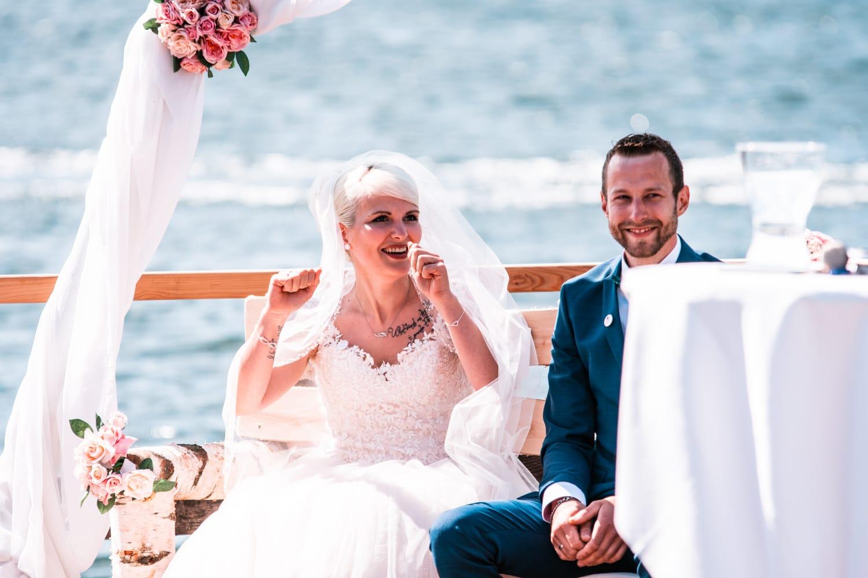 Hochzeitsrednerin Doreen Werding - Pure Freude