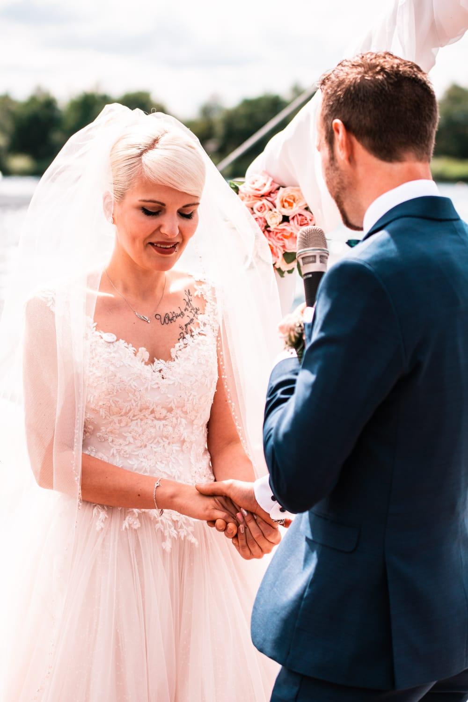Hochzeitsrednerin Doreen Werding - Gefühlvolle Worte