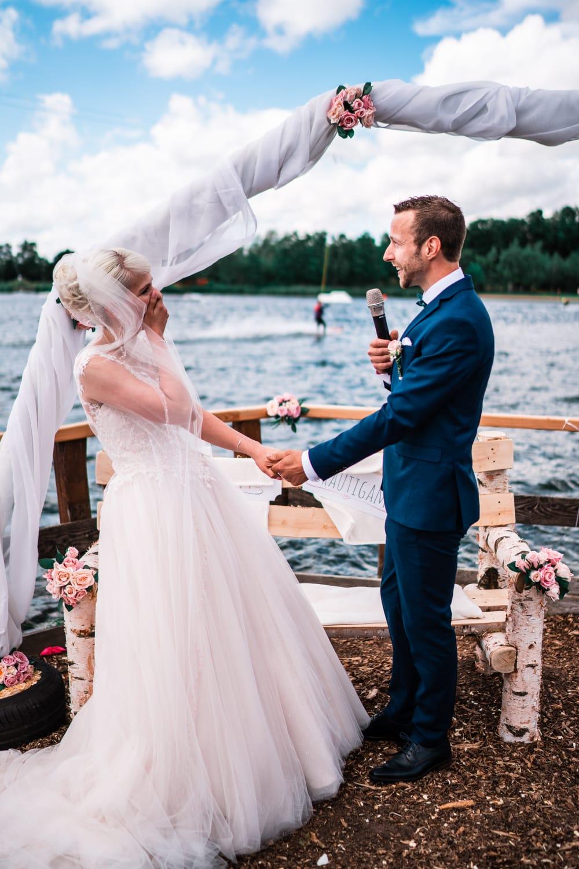 Hochzeitsrednerin Doreen Werding - Das Eheversprechen