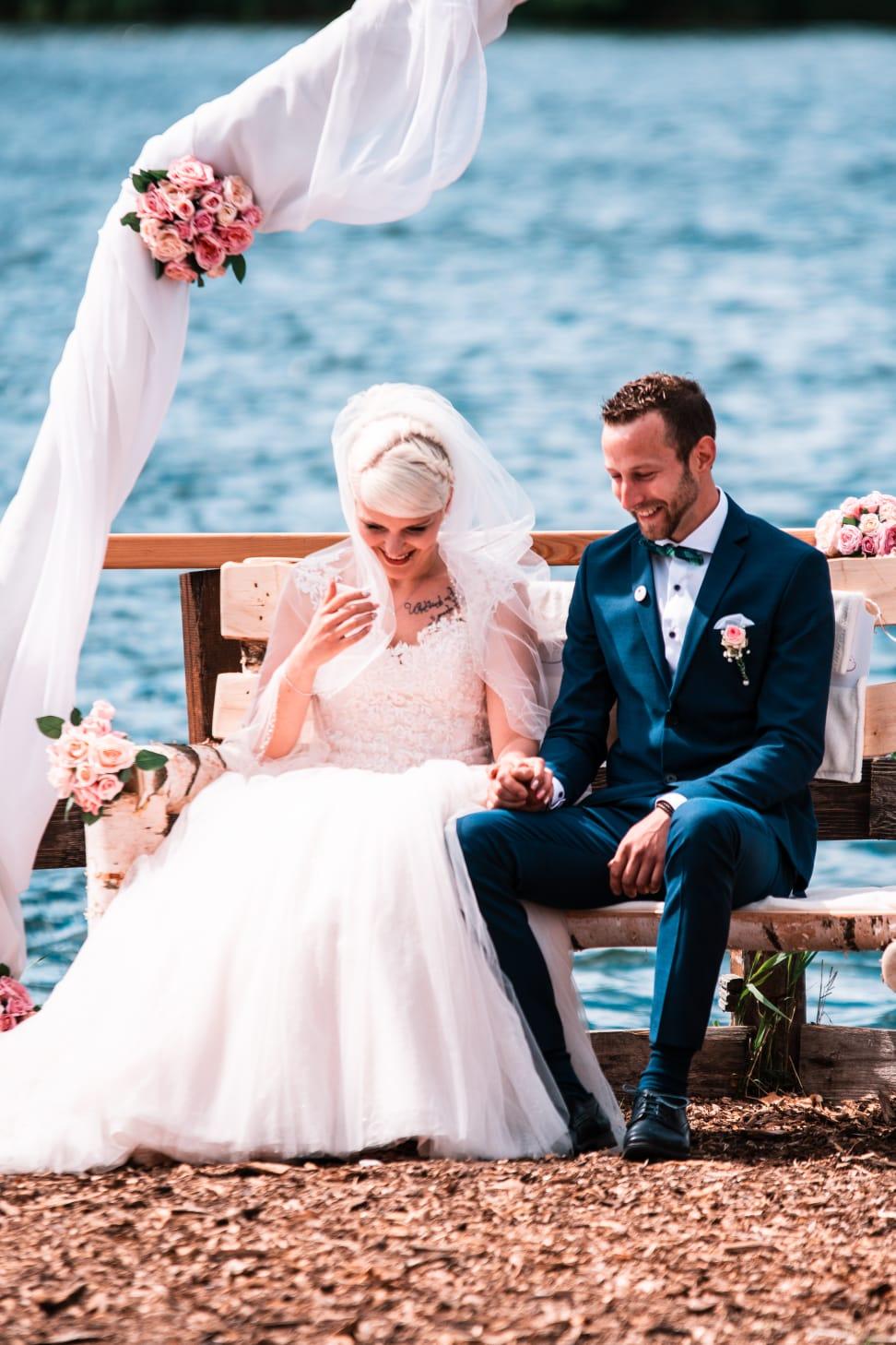 Hochzeitsrednerin Doreen Werding - Es darf gelacht werden