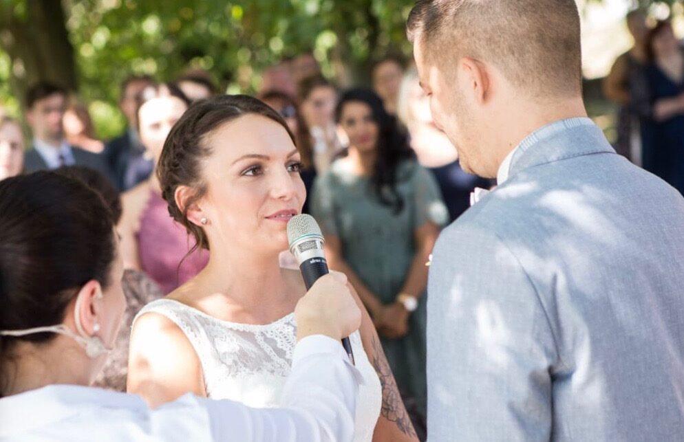 Hochzeitsrednerin Doreen Werding - Ja ich will