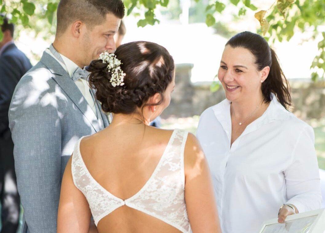 Hochzeitsrednerin Doreen Werding - Dankesworte
