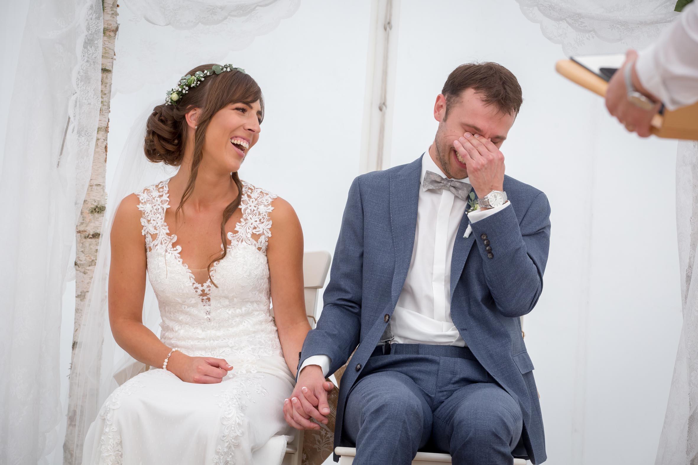 Hochzeitsrednerin Doreen Werding - Lachen fetzt