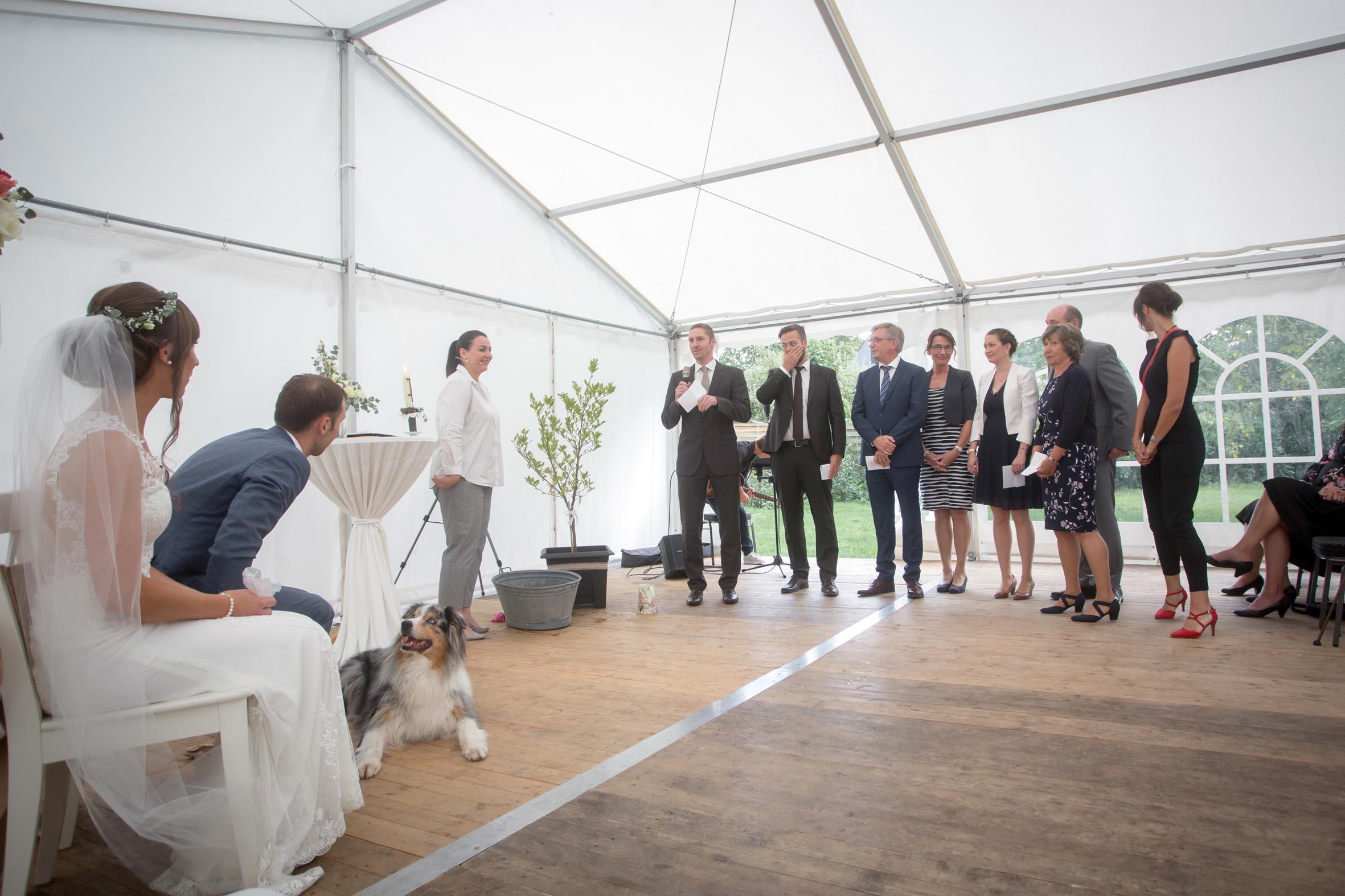 Hochzeitsrednerin Doreen Werding - Wünsche an das Brautpaar