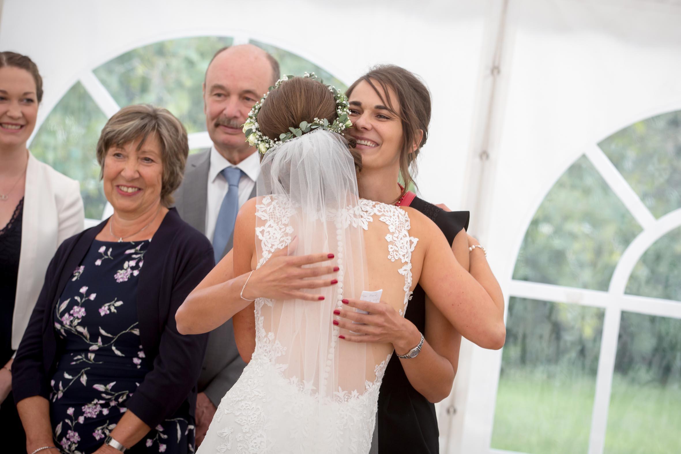 Hochzeitsrednerin Doreen Werding - Ein Danke vom Herzen