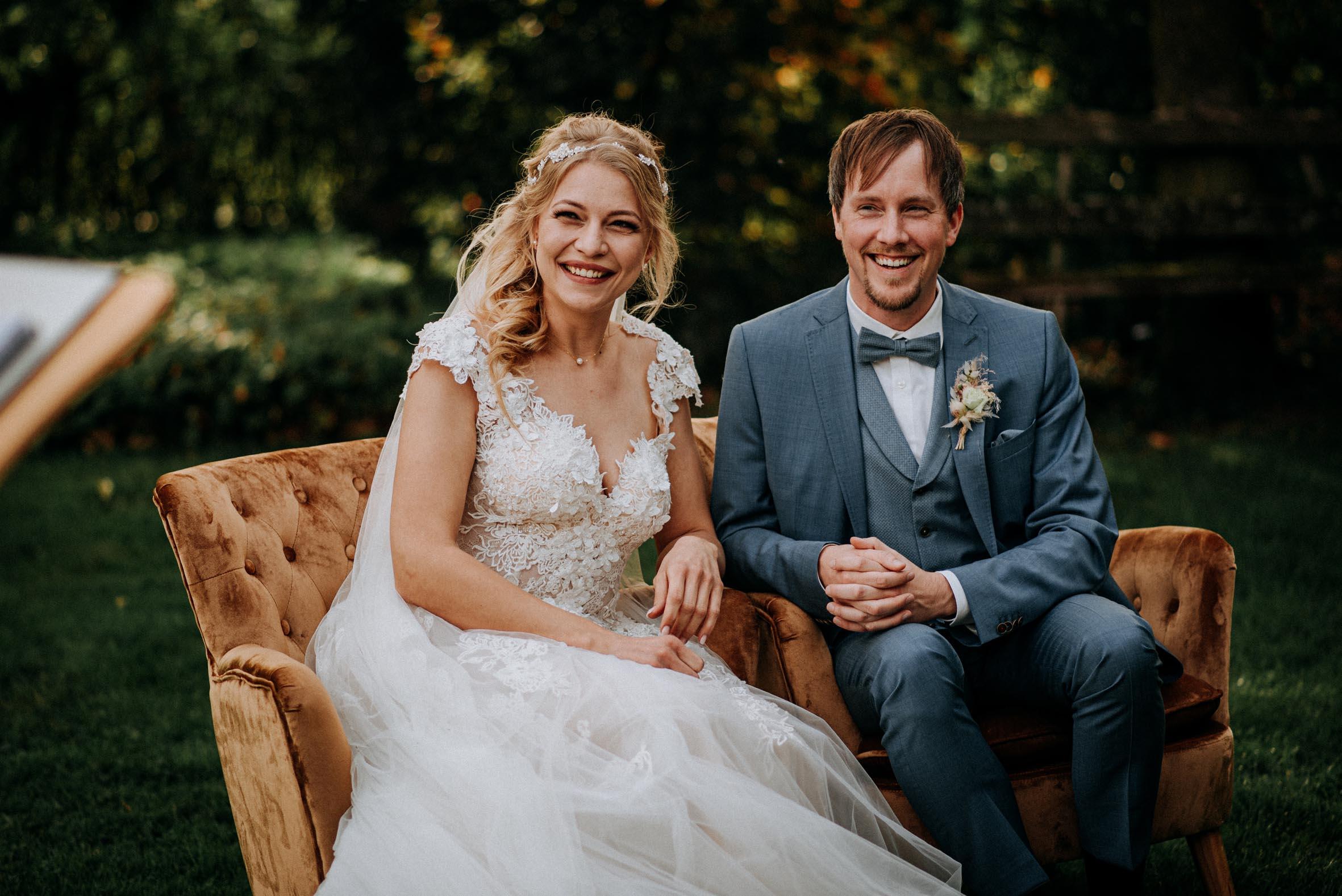 Hochzeitsrednerin Doreen Werding - Emotionen