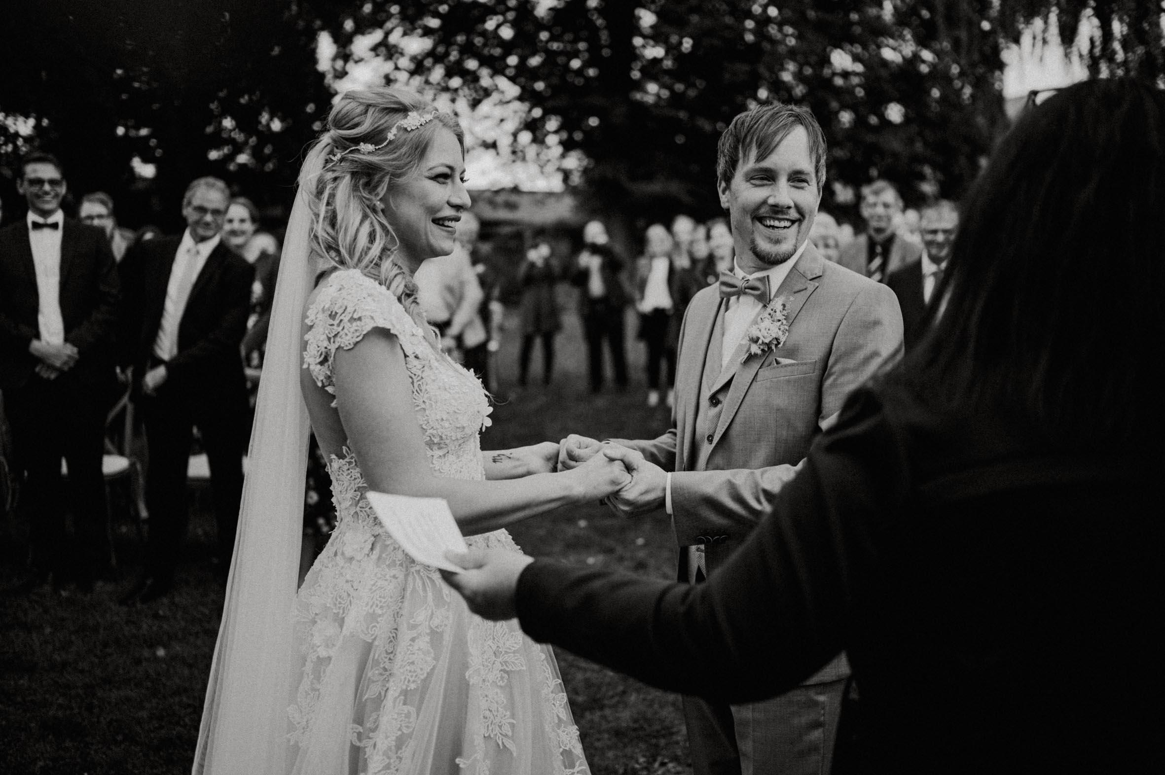 Hochzeitsrednerin Doreen Werding - Persönliche Worte