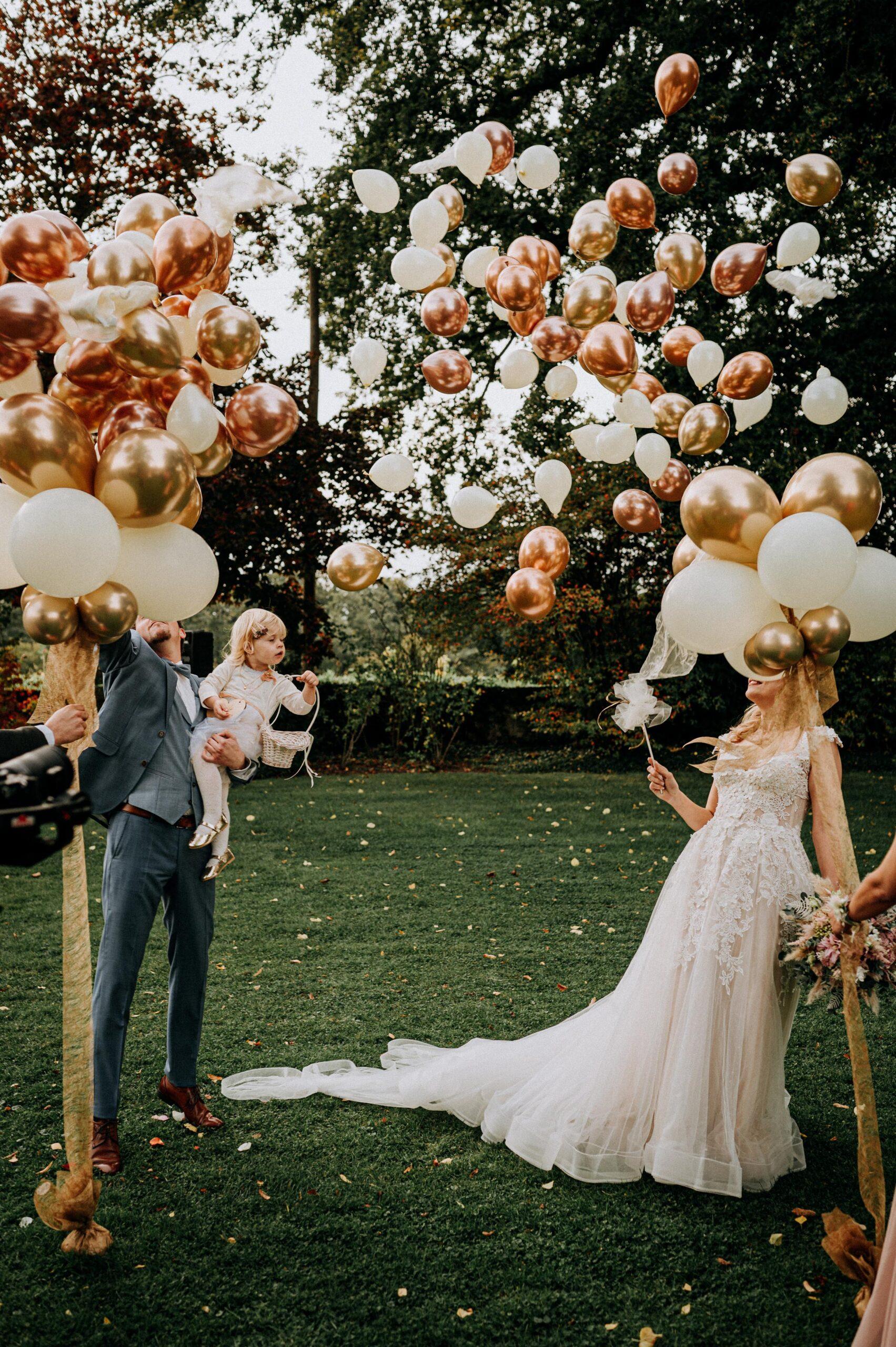 Hochzeitsrednerin Doreen Werding - Wünsche in den Himmel